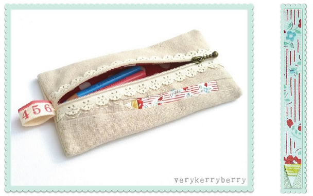 Kerry's pencil case