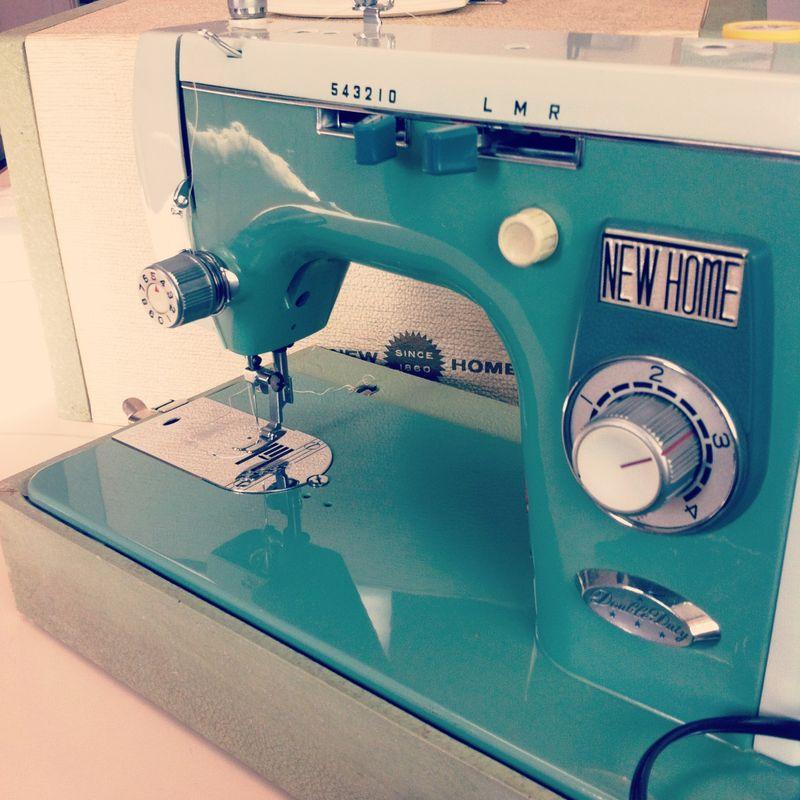 New home machine