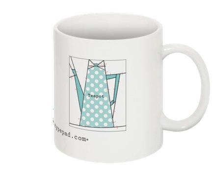 Cupcake teapot mug3