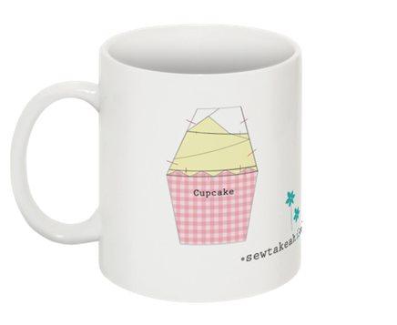 Cupcake teapot mug1