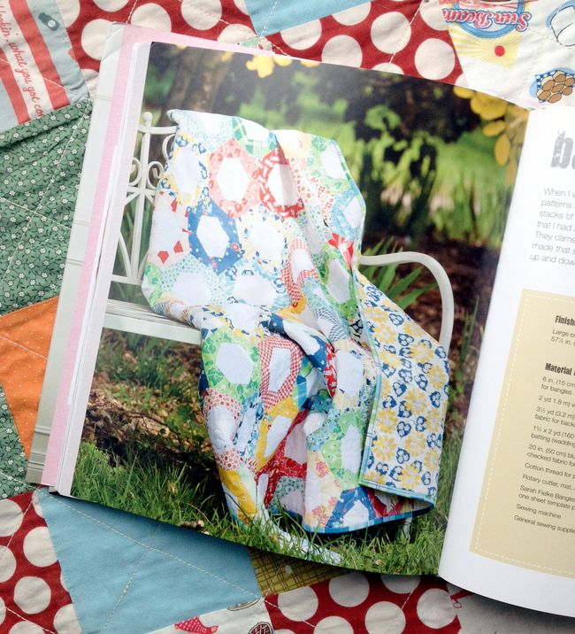 Bangle quilt