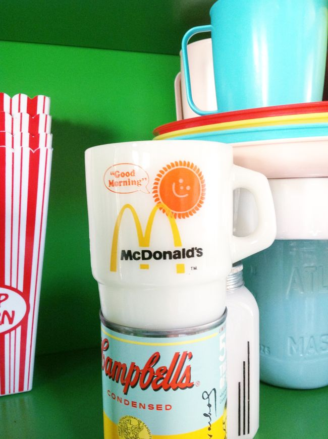 Mom's mcdonalds mug
