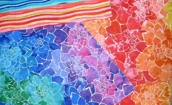 Fabrics for Butterflies