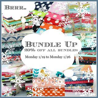 FabricCadabra Bundle Up sale