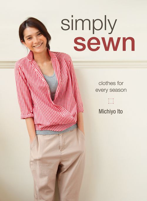 Simply Sewn - jacket art